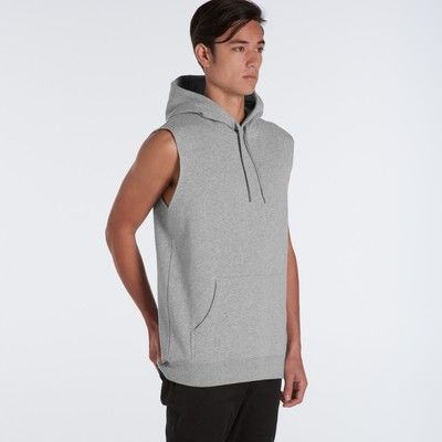 AS Colour Stencil Vest Hood - Unisex Thumbnail