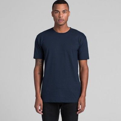 Men's AS Colour Staple Plus Size T Shirt Thumbnail